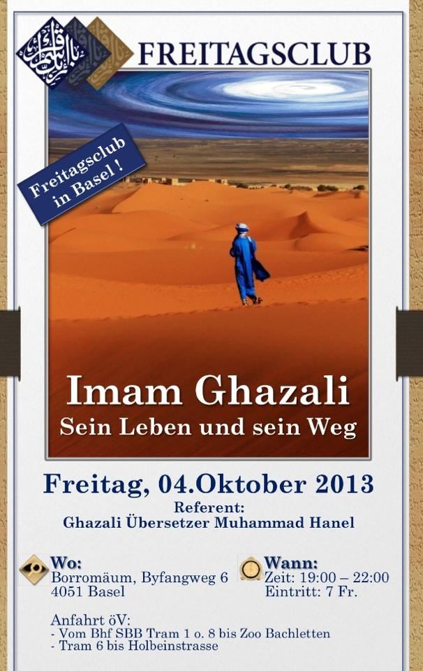 Imam al-Ghazâlî, sein Leben, sein Wirken, sein Weg (1/2)